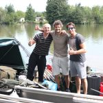 carp fishing holiday