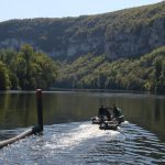 boat holiday carp fishing france