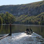 Boot Urlaub Karpfenfischen Frankreich