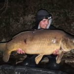mirror carp fishing france