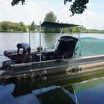 Karpfenboote Frankreich Lot experience