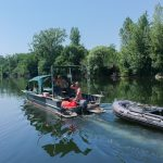 Carp fishing in France at Lot Experience