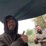 blij vangst lot experience karper vissen
