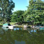 Bootvissen vakantie in frankrijk aan de Lot