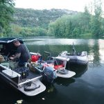 Carp fishing vacation lot experience