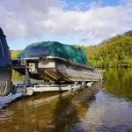 Karpfenboot Angelurlaub Frankreich