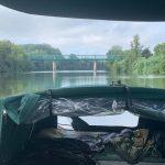 Bootsangeln auf Karpfen