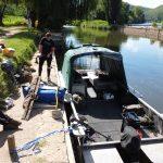 Wisseldag karpervissen Frankrijk